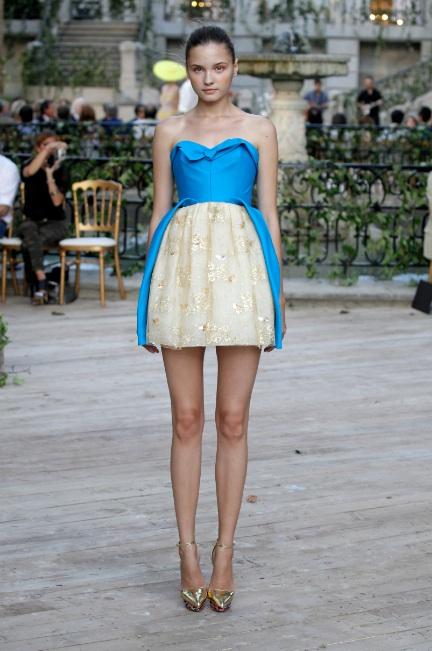 """Vestido de la propuesta SS 2013, disponible """"worldwide""""."""