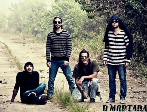 Imagen del grupo D'Montana