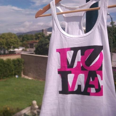 Camiseta LOVE VZLA INS